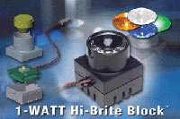 Hi-Brite-Block mit 1-Watt-LED